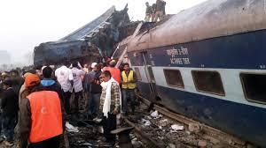 india train derailment scores killed in crash near kanpur cnn