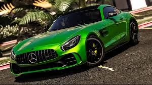 cars mercedes 2017 mercedes benz amg gt r 2017 add on replace template gta5