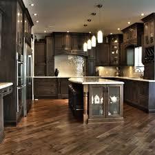 kitchen ideas with dark cabinets 32 best dark cabinets w light or dark floor images on pinterest