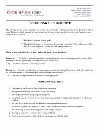 Objective For Resume Examples Entry Level by Career Objectives On A Resume Certified Nursing Aide Cover Letter
