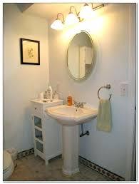 Bathroom Pedestal Sink Storage Bathroom Pedestal Sink Storage Image For Pedestal Sink