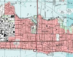 map us geological survey 1 u s g s 7 5 minute series biloxi quadrangle topographic map
