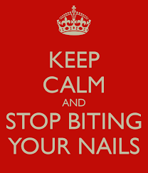how to quit biting your nails the nail collections