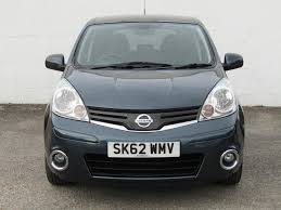 nissan note 2009 used 2012 nissan note n tec plus for sale in suffolk pistonheads