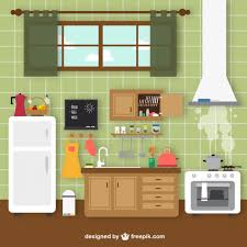 kitchen collection vacaville retro kitchen free vector interiors doll houses