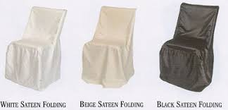 chair covers for folding chairs chair covers bcr signature events