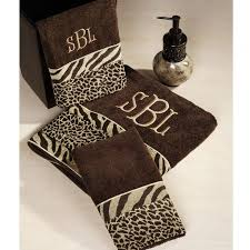 animal print bathroom ideas comfort cheetah bathroom accessories sets animal print bathroom