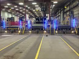 led loading dock lights customer testimonial led strip lights used for truck dock lighting