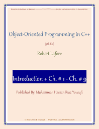 starting out with c from control structures through objects 7th
