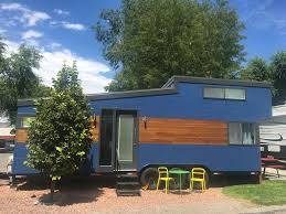 custom tiny home with modern styling homeaway draper