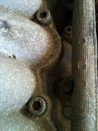 awful coolant leak 1996 es300 under the intake manifold
