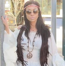long hair equals hippie 60 s mod jewelry hippie jewelry 60s earrings more