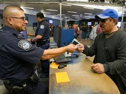 u s customs and border protection begins asking foreign travelers