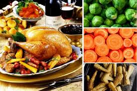 christmas dinner order online this why the cost of christmas dinner has dropped 10 per cent