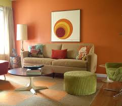 orange livingroom orange living room ideas boncville