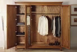 Cedar Wardrobe Armoire Bright Solid Wood Wardrobe Closet 36 Solid Wood Wardrobe Closet