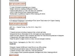 Qa Engineer Resume 100 Sample Resume For Custodian Job Apartment Housekeeper