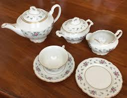 princess china sweet briar vintage princess china sweet briar tea set floral tea set