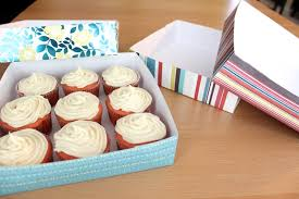 cupcake delivery simply modern cupcake delivery box pattern and tutorial