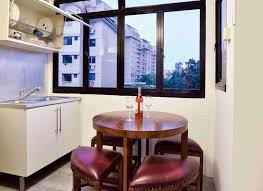 hdb living in singapore tour this snug one bedroom flat in