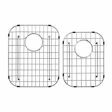 Stainless Steel Grid For Kitchen Sink by Kitchen Accessory Kraususa Com