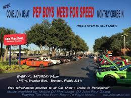 spirit halloween brandon fl west coast of florida fla car shows