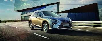 lexus rx luxury crossover lexus europe