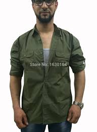 cheap army service uniform long sleeve shirt find army service