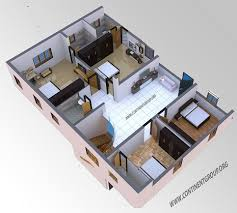 3d floor plan service in bangalore continent group