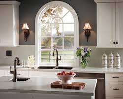 Touch Kitchen Faucets Reviews Delta Touchless Faucet Dripping Best Faucets Decoration