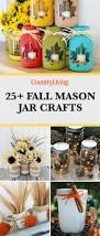 halloween baby food jar crafts 30 mason jar fall crafts autumn diy ideas with mason jars