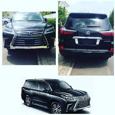 lexus lx 570 2017 tonto gets a brand new lexus lx 570 2017 model from her