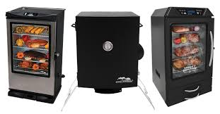 best electric smokers set it and forget it bbq at your convenience