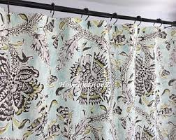 High End Fabric Shower Curtains Curtains Shower Curtains Valances Pillow Cover By Homeandhome