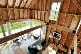 Barn Design by Minimalist Barn Inspired Home Was Built As A