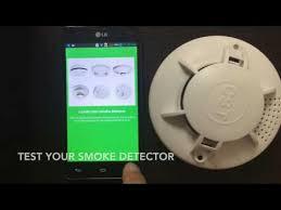 Green Light On Smoke Detector Smokey Monitor Smoke Alarms Android Apps On Google Play