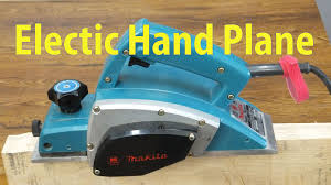 using an electric hand plane beginners 24 youtube