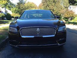 lincoln continental new lincoln continental review business insider