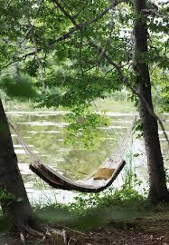 Free Standing Hammock 31 Heavenly Outdoor Hammock Ideas Making The Most Of Summer