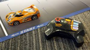 vs sports car video toy wheels ai is the love child of slot cars and roomba