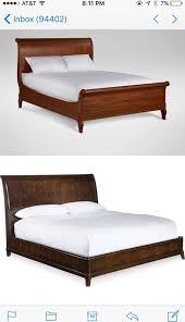 Ethan Allen Sleigh Bed Which Bed Ethan Allen Or Thomasville