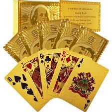 trademark 24kt gold foil cards walmart