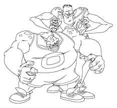 space jam coloring pages