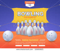 Ten Pin Bowling Sheet Template Bowling Match Stock Images Royalty Free Images Vectors