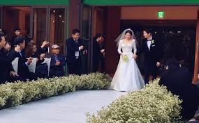 wedding dress song estimated costs of song hye kyo and song joong ki s wedding