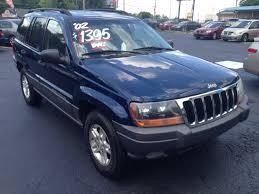 2002 jeep grand laredo mpg 2002 jeep grand 4dr laredo 4wd suv in indianapolis in
