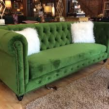 Green Sofa Bed Sofa Ballard Consignment