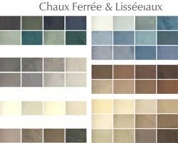 nuancier peinture chambre cuisine peinture naturelle lavable mur et plafond couleur intã