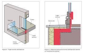 ponte termico davanzale come correggere i ponti termici ingegneri info