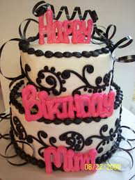 simple birthday cake ideas for adults image inspiration of cake